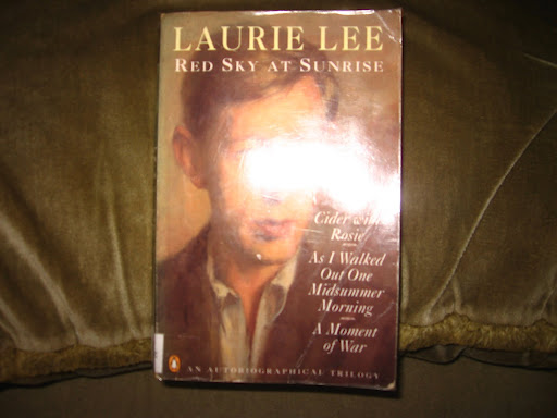 Laurie Lee's fascinating trilogy