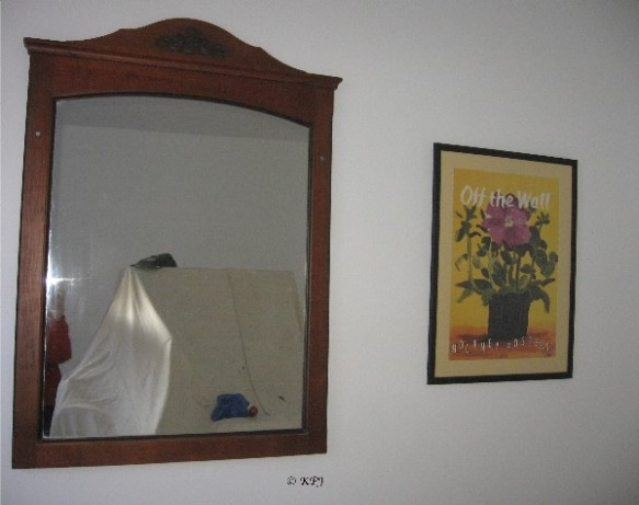 Mirror and Hockney